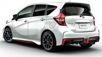 Nový Nissan Note Nismo e-Power (2017)