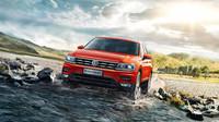 Volkswagen míří tvrdě do vlastních řad. Prodloužený Tiguan může zničit Škodu Kodiaq - anotační foto