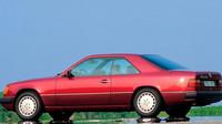 Mercedes-Benz C124 se poprvé představil na ženevském autosalonu 1987.