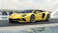 Lamborghini Aventador S má oproti předchůdci vyšší výkon a natáčení zadních kol.