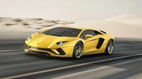 Lamborghini na tradice nezapomnělo. Aventador S je po faceliftu ještě rychlejší a zběsilejší