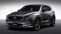 Mazda CX-5 Custom Style představuje nové SUV ve sportovním.