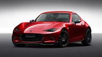 Mazda Roadster RF Custom Style ukazuje sportovnější stránku vozu.