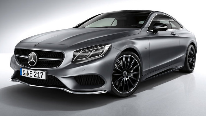 Mercedes-Benz S Coupe Night Edition (201ž)