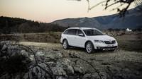 Škoda Octavia Scout je nejhezčím zástupce své řady s novou přední částí.