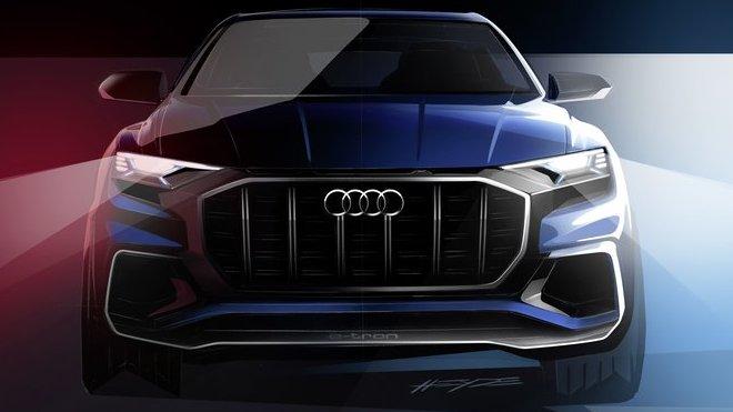 Audi Q8 se stane nejluxusnějším SUV se čtyřmi kruhy.