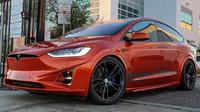 Tesla Model X od Unplugged Performance je unikátním kouskem.