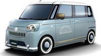Daihatsu Move Canbus Beach Cruising