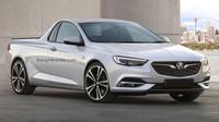 Opel Insignia jako pickup? A proč vlastně ne! - anotační foto