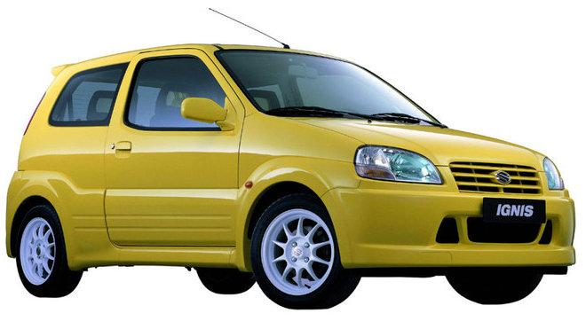 Suzuki Ignis Sport je nejpřekvapivějším zástupcem tohoto seznamu.