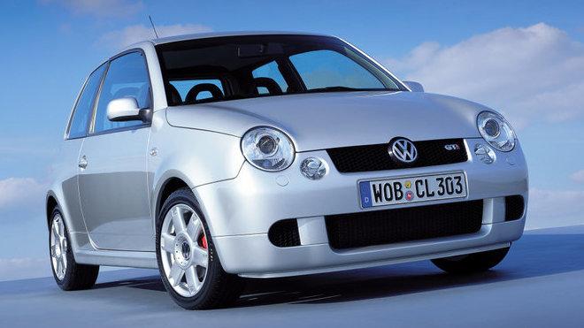 Volkswagen Lupo GTI patří k zapomenutým vozům, čemuž odpovídají i ceny.