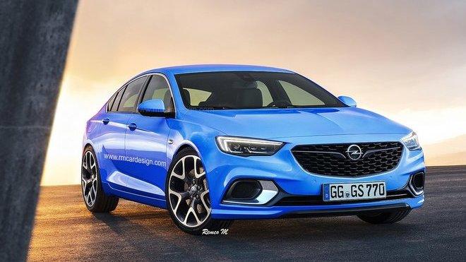 Opel Insignia Grand Sport OPC