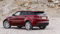Range Rover Sport Coupe (2018)