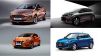 Nový Fiat Punto nebo král segmentu od Volkswagenu. Jaká další malá auta letos přijdou? - anotační obrázek
