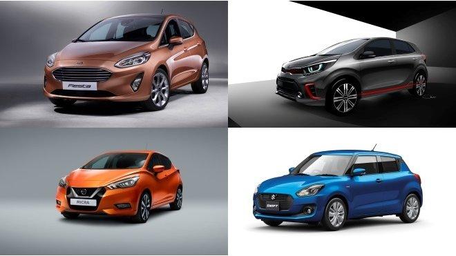 Nový Fiat Punto nebo král segmentu od Volkswagenu. Jaká další malá auta letos přijdou? - anotačné foto