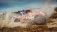 Nasser Al-Attiyah se letos na Dakaru moc nesvezl a po vlastní chybě musel vzdát už po třetí etapě