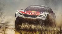Loeb se vrací ke svým problémům s turbem ve čtvrté etapě - anotační foto