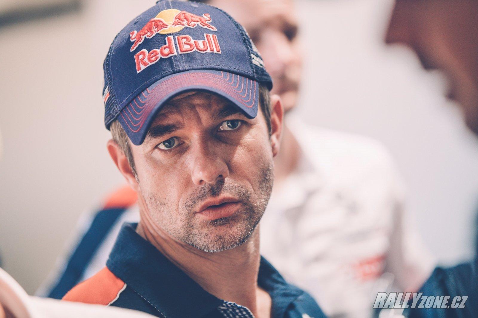 Sébastien Loeb si vyzkoušel C3 WRC