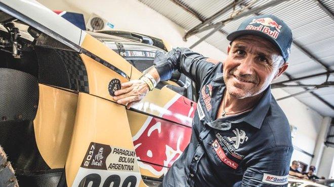 Rally Dakar: Peterhansel si připsal rekordní 13. triumf + foto - anotačné foto