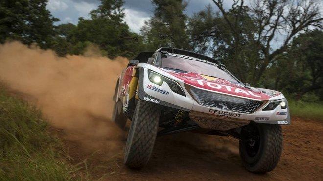 Carlos Sainz po nehodě musel odstoupit z Dakaru + VIDEO - anotačné foto