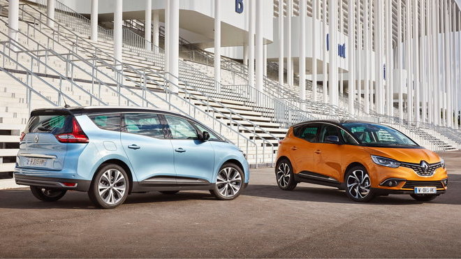 Výbavou vyčnívá, přechod na crossover ale není nejlevnější. Kolik stojí nový Renault Scénic? - anotačné foto