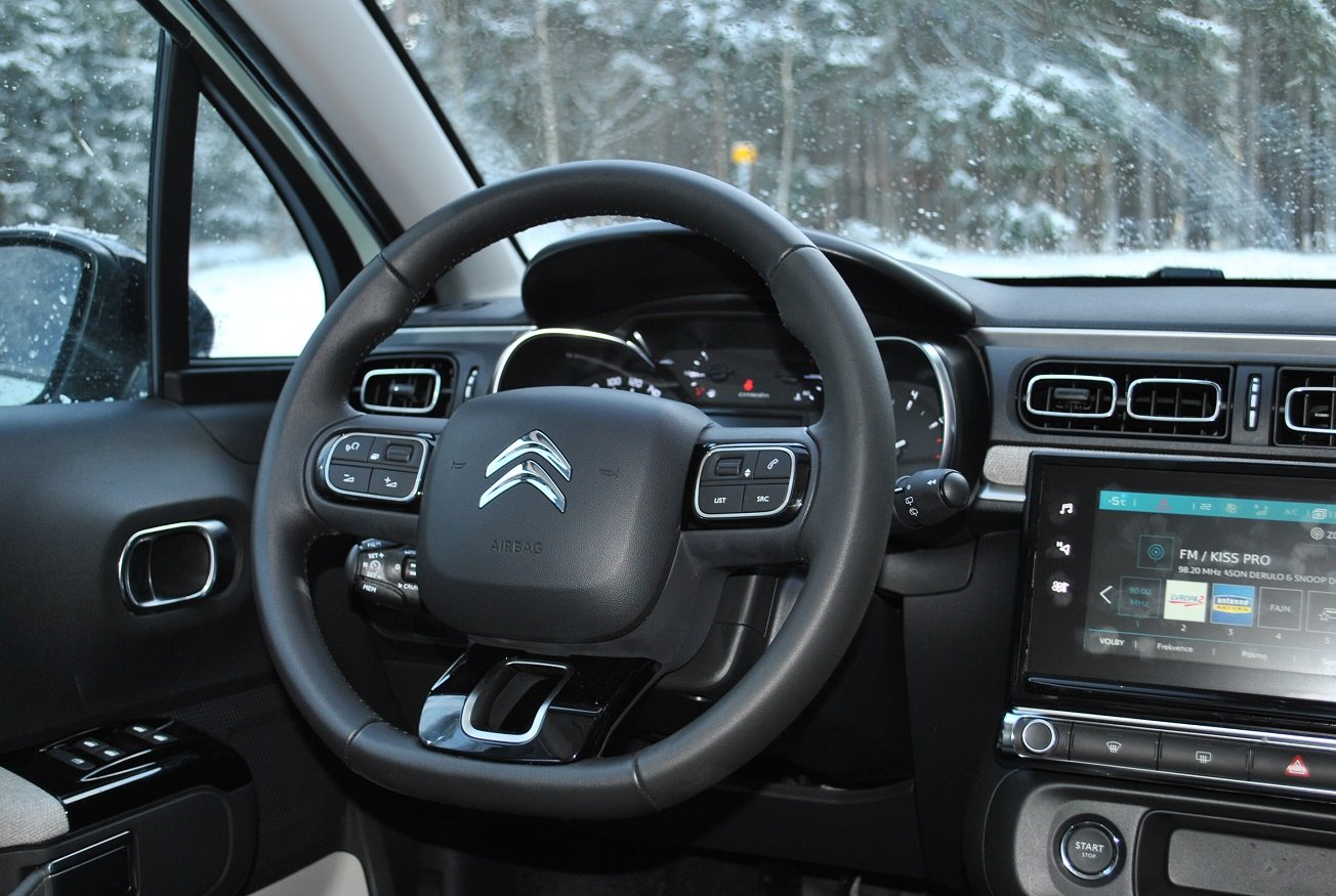Citroën C3 1.6 BlueHDI 100 (2017)