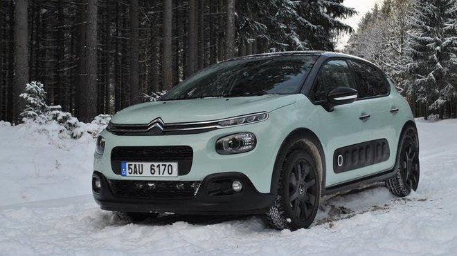 TEST: Citroën C3 1.6 BlueHDI 100 (2017): Komfort ano, sport ne - anotačné foto