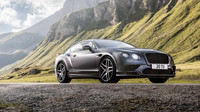 Bentley Continental Supersports je nejrychlejším čtyřmístným strojem planety.