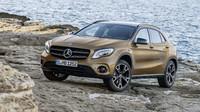 Stalo se z Mercedesu GLA konečně SUV? Při faceliftu dostalo nálož steroidů - anotační foto