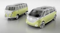 Parádní retro od Volkswagenu připomíná legendární T1. Kdy se bude vyrábět? - anotační foto