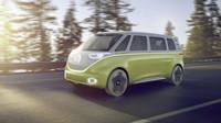 Volkswagen I.D. Buzz je nejnovější variací na legendární T1.