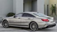 Mercedes-Benz chystá vzduch řezající novinku. Už se testuje