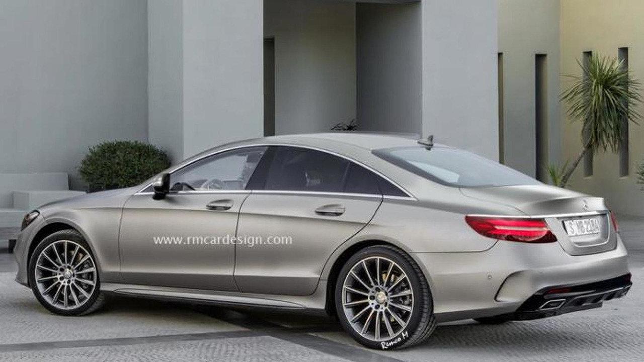 Možná podoba vozu Mercedes-Benz CLE pro rok 2017