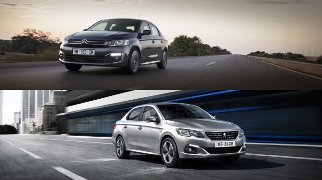 Omlazená dvojice francouzských sedanů přichází na český trh.