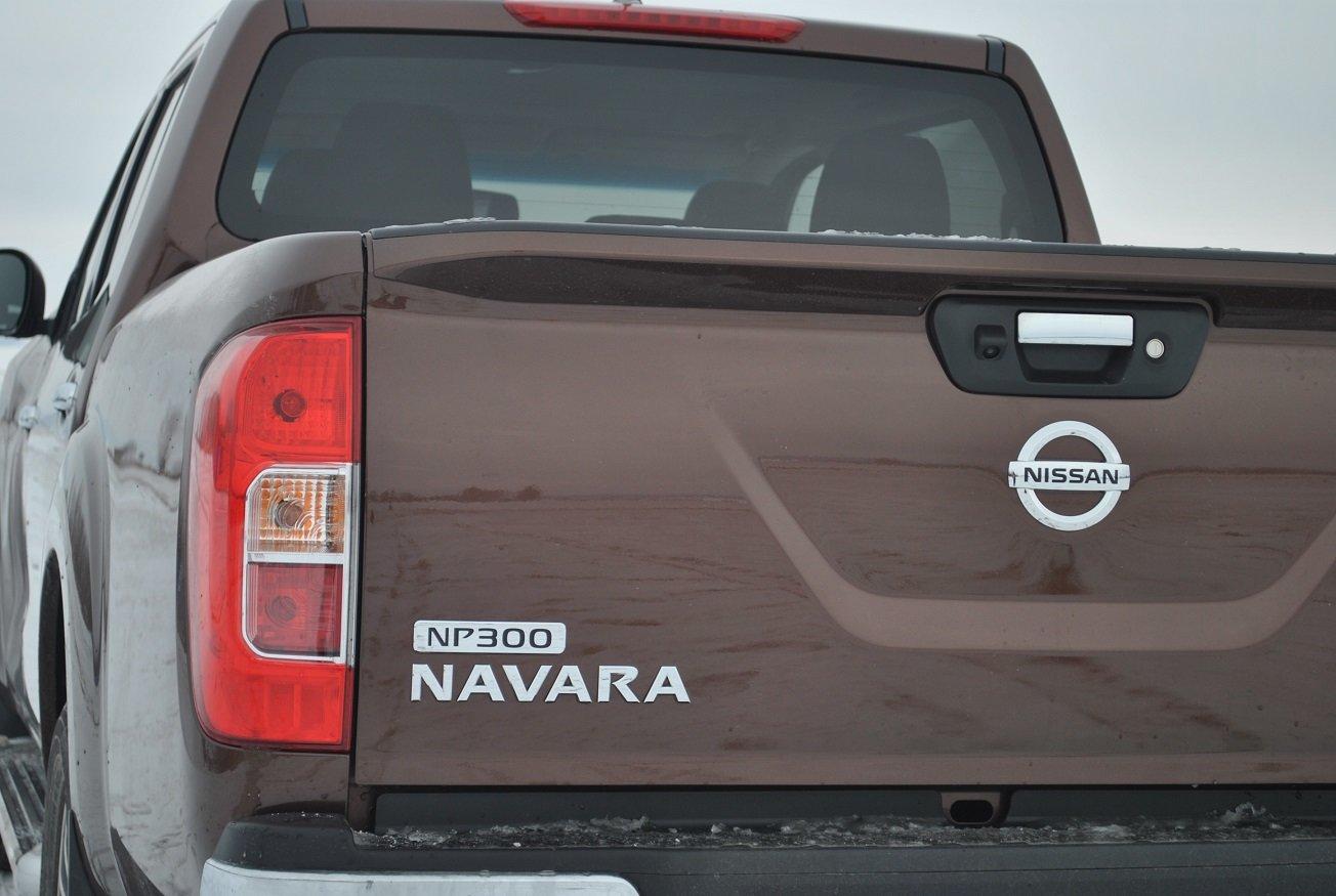 Nissan Navara Double Cab 2.3 dCi 160 (2017)
