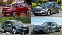 Nejlepší auta roku 2017 podle magazínu What Car?.