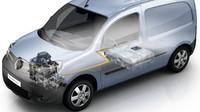 Renault Kangoo ZE dostal zásadní vylepšení pohonného ústrojí.