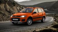 Přijde Dacia o pozici nejlevnější značky? Lada útočí, nabídne i zastaralou Kalinu - anotační foto