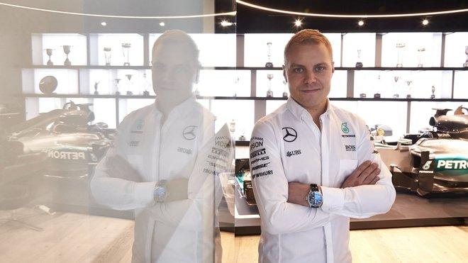 Analýza přestupu Valtteri Bottase k Mercedesu z hlediska finančního či sponzorského - anotační foto