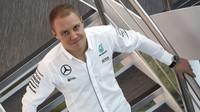 Mercedes potvrzuje Bottase, jak si povede proti týmovému kolegovi Hamiltonovi? + VIDEO - anotační foto