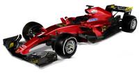 Grafický návrh Ferrari pro sezónu 2017
