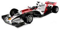 Jeden z grafických návrhů nového McLarenu - návrat historického zbarvení
