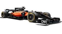 Jeden z grafických návrhů McLarenu MP4-32