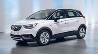Crossland X je jedním z produktů, na nichž Opel spolupracoval s PSA.