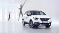 Opel Crossland X se stává nástupcem MPV Meriva.