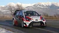 Rally Monte Carlo: Fotogalerie nových vozů na trati - anotační obrázek