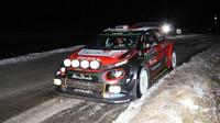 Kris Meeke s novým C3 WRC