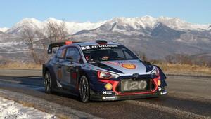 Rally Monte Carlo: Neuville ujíždí zbytku světa, Hänninen a Meeke havarovali - anotační obrázek
