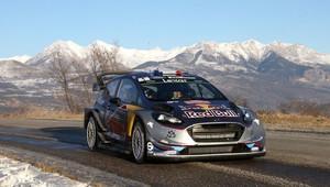 Rally Monte Carlo: Neuville urazil kolo! M-Sport má čele dvě auta, Toyota na podium - anotační obrázek