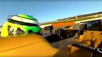 360° VIDEO: Hülkenberg při první jízdě s Renaultem RS16 - anotační obrázek